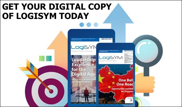 Download the digital version of LogiSYM Magazine